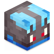 Generated Custom Minecraft 3D Cube Avatar