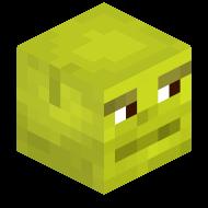 Generated Custom Minecraft 3D Cube Avatar